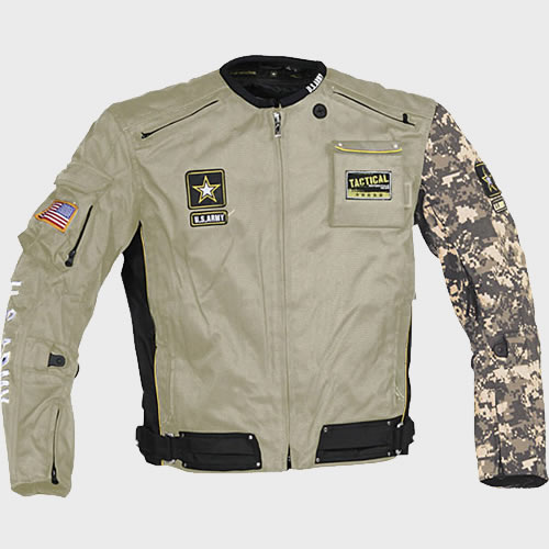 Power Trip Men S Us Army Alpha Jacket Men S Motorcycle